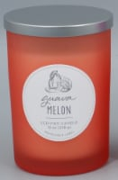 HD Designs® Guava Melon Jar Candle - Orange