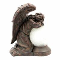 The Joy of Gardening® LED Kneeling Angel Decor