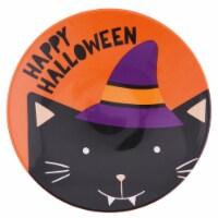 Holiday Home® Kitten Melamine Tidbit Plate - 1 ct
