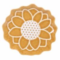 Holiday Home Tidbit Dish - Sunflower - 1 ct