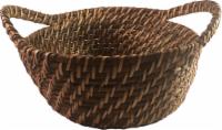 Dash of That Rattan Bread Bowl - Brown