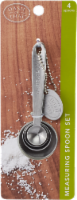 Dash of That™ Stainless Steel Measuring Spoon Set - Silver