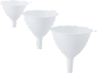Everyday Living Funnel Set - White