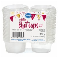 Kroger® Entertainment Essentials Gelatin Shot Cups with Lids - Clear