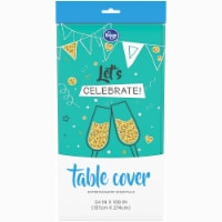 Kroger® Entertainment Essentials Table Cover - Teal