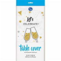 Kroger® Entertainment Essentials Table Cover - White