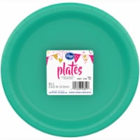 Kroger® Entertainment Essentials Paper Plates - Teal