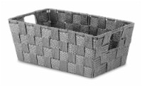 Everyday Living® Small Woven Strap Shelf Tote