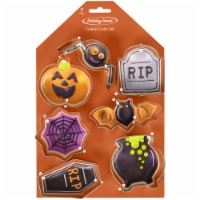 Holiday Home™ Halloween Cookie Cutter Set - 7 pc