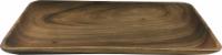 Dash of That Acacia Wood Rectangular Serving Platter