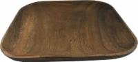Dash of That Acacia Wood Square Serving Platter - Brown - 1 pc