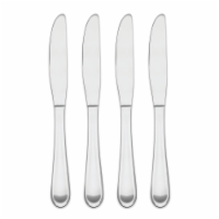 Dash of That™ Claire Mirror Stainless Steel Knives 4 pk - Silver