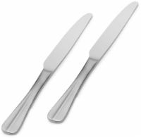 Dash of That™ Simone Mirror Finish Knife Set - 2 Pack - Silver