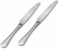 Dash of That™ Taylor Frost Finish Knife Set - Silver