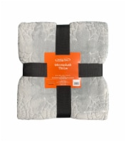Holiday Home Crossing Webs Throw - 50 x 60 in