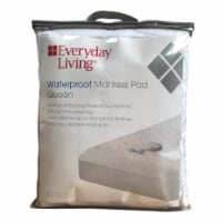 Everyday Living® Waterproof Mattress Pad - Queen
