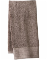 Modavari Home Fashions Pima Hand Towel - Driftwood - Hand Towel