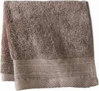 Modavari® Home Fashions Pima Pinstripe Washcloth - Driftwood
