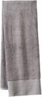 Modavari Home Fashions Pima Pinstripe Bath Towel - Gray Flannel - Bath Towel