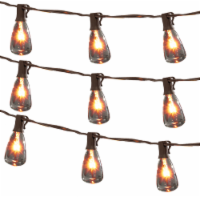 Hd Designs Outdoors 20 Bulb Decorative String Lights