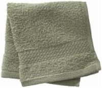 Performance Quick Dry Washcloth - Sage Green - 1 ct