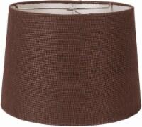 Fred Meyer - HD Designs® Drum Lamp Shade - 14 Inch - Dark Linen