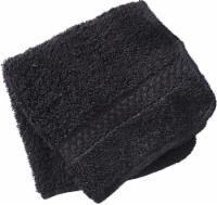 Everyday Living® Washcloth - Jet Black