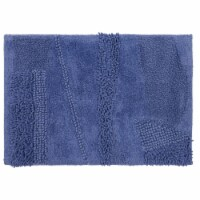Mohawk Home Floor Mat - Composition - Bleached Denim