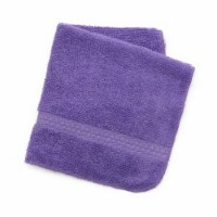 Everyday Living® Wash Cloth - Purple