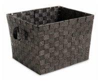 Everyday Living® Woven Storage Tote - Espresso
