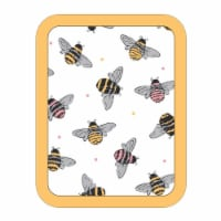 Everyday Living Bees Print Potholder - Yellow/White