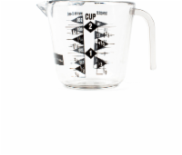 Everyday Living® Plastic Measuring Cup - Clear