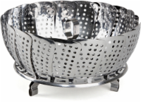 Everyday Living® Stainless Steel Steamer Basket - Silver
