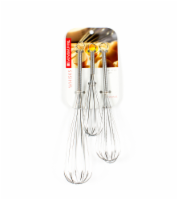 Everyday Living® Wire Whisks - Silver