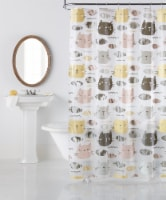 Everyday Living Purrfect Shower Curtain