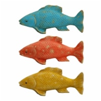 The Joy of Gardening Fish Statues - Assorted