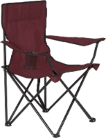Glacier's Edge Summit Chair - Maroon