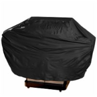 HD Designs Grill Large Grill Cover - Black