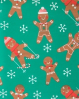 Holiday Home® Gingerbread Gift Wrap