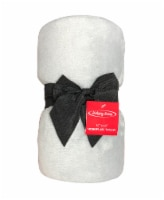 Holiday Home® Throw - Solid Gray