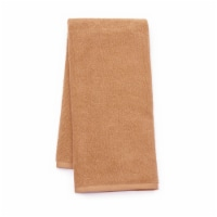 Dip Solid Hand Towel - Cork