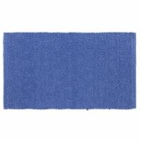 Dip Impressions Bath Rug - Bleached Denim - 20 x 34 in