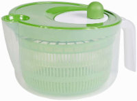Everyday Living® Salad Spinner - Green/Clear