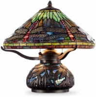 HD Designs Dragonfly Table Lamp