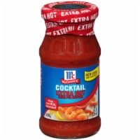 McCormick Extra Hot Seafood Cocktail Sauce