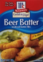 McCormick Golden Dipt Beer Batter Mix for Seafood