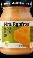 Mrs. Renfro's Nacho Cheese Sauce Dip