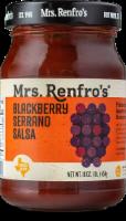 Mrs. Renfro's Medium Hot Blackberry Serrano Salsa