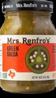 Mrs. Renfro's Hot Green Salsa
