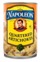 Napoleon Quartered Artichokes